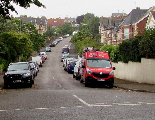 Hartley Road, Exmouth