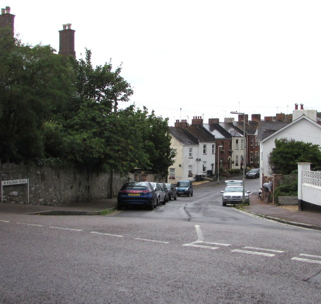 Raleigh Road, Exmouth