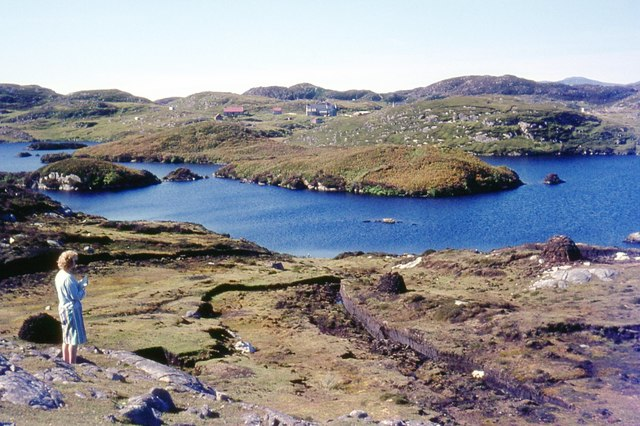 Loch Plocrapol at Scadabay