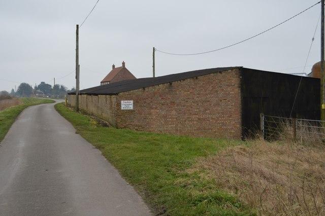 Barn, Willow Farm