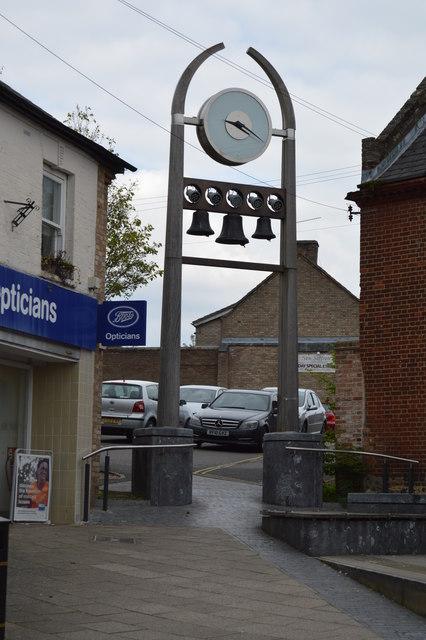 Thetford Town Clock