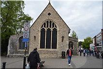 TL8783 : Church of St Cuthbert by N Chadwick