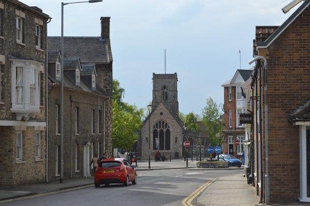 Church of St Cuthbert