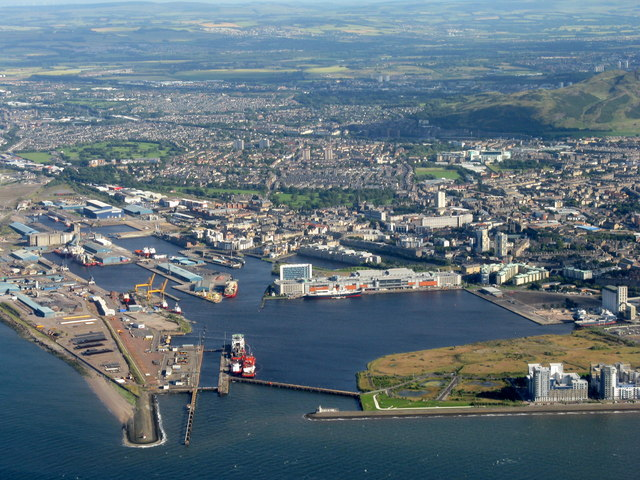 The Port of Leith