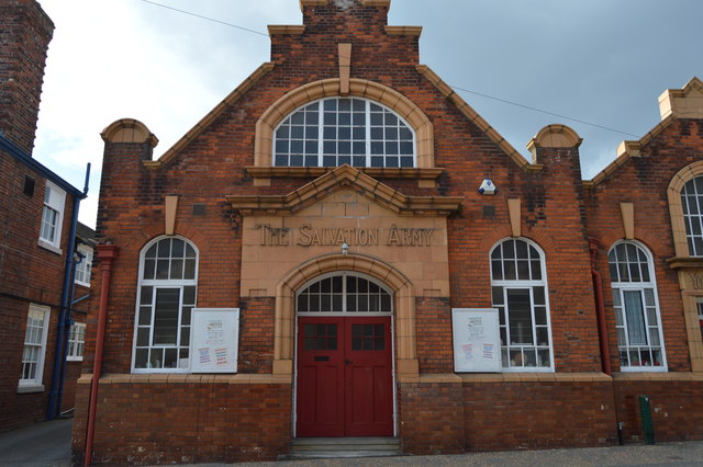 The Salvation Army, Thetford