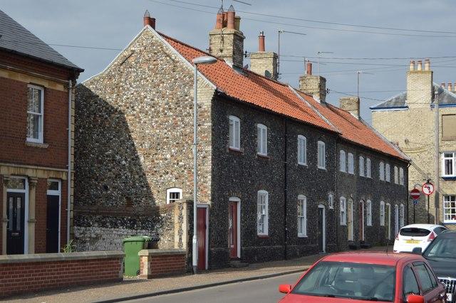 Terrace, Magdalen St