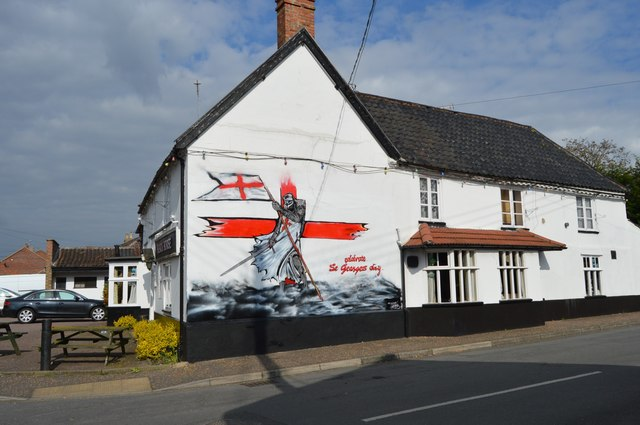Mural, The Black Horse