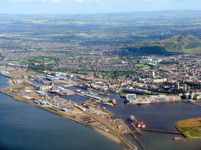 South Leith and the Port of Leith