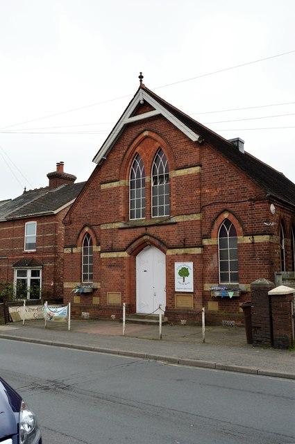Nursery School, Yew Tree Rd