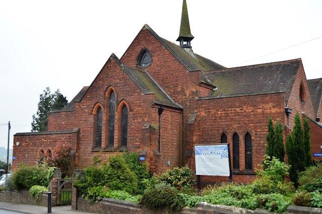 Church of St Matthew by N Chadwick