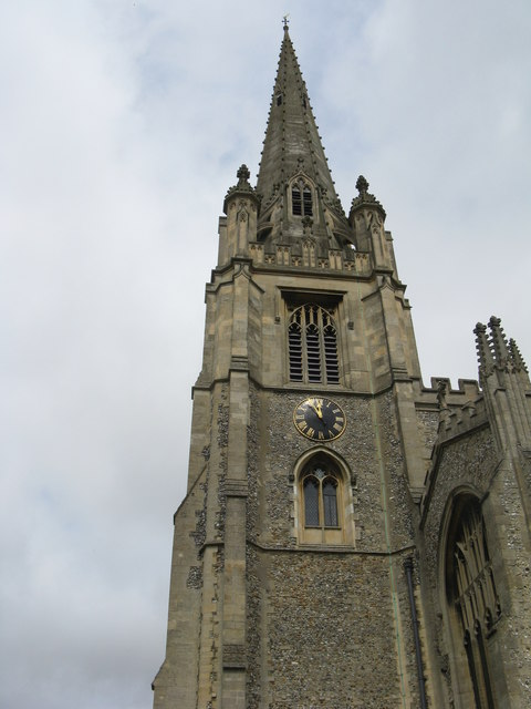 Church of St Mary the Virgin