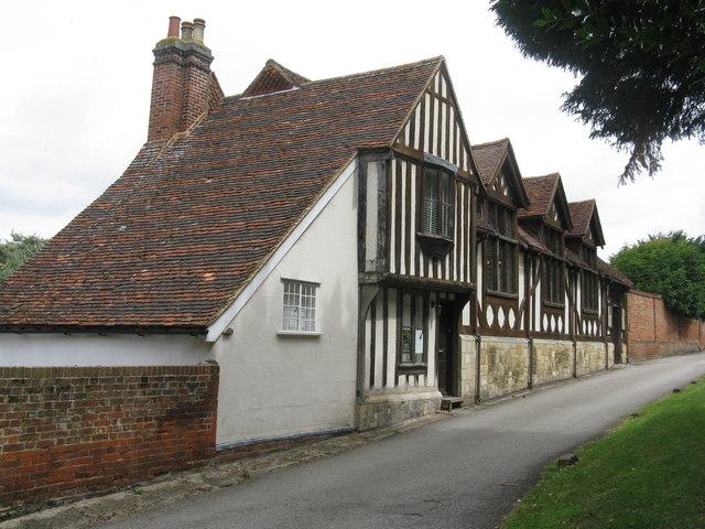 Parish Room and Vergers Cottage, Saffron Walden
