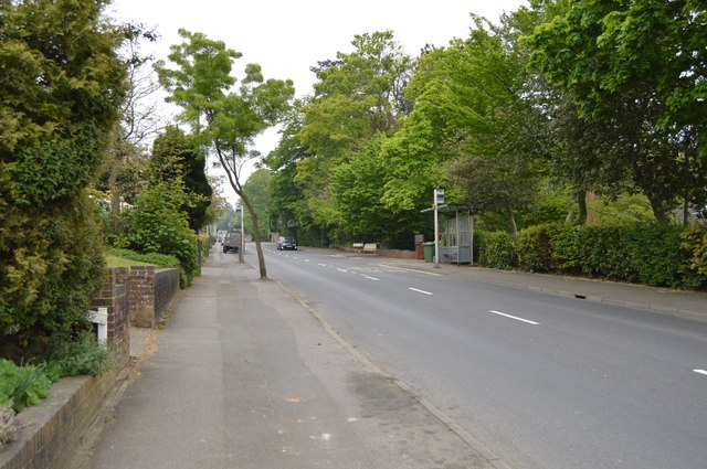 Sandhurst Rd