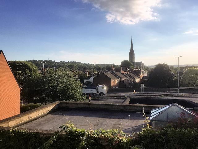 Salisbury Rooftops