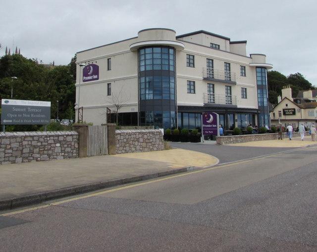 Exmouth Seafront Premier Inn