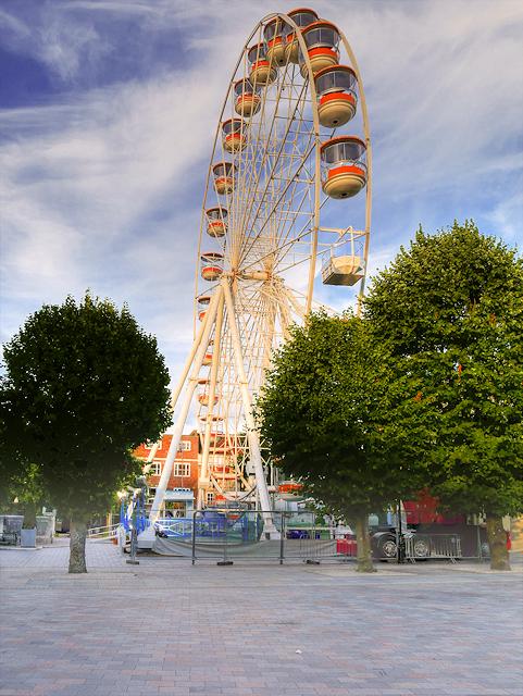 Ferris Wheel, Guildhall Square