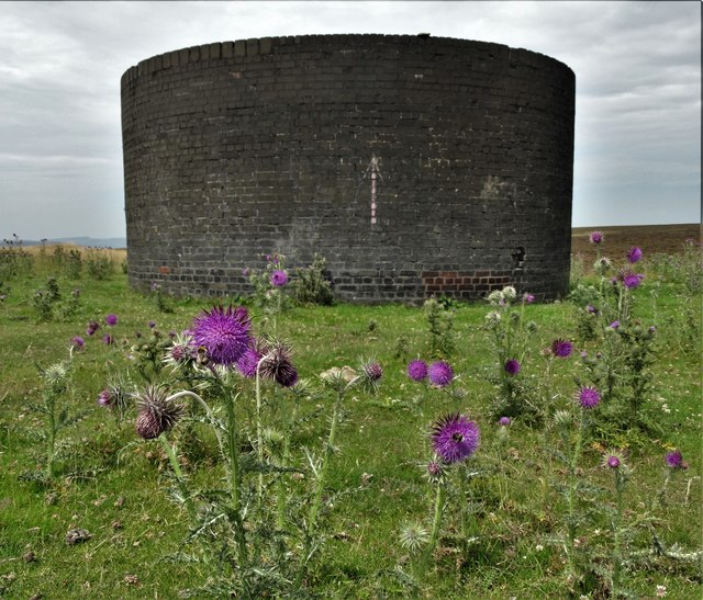 Airshaft on Totley Moss
