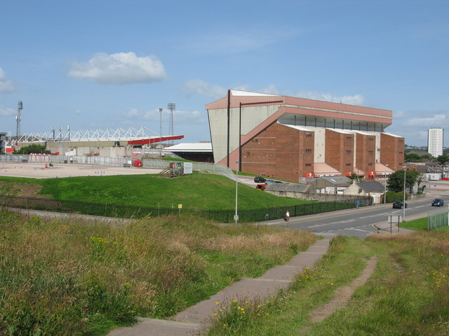Pittodrie Stadium, Aberdeen