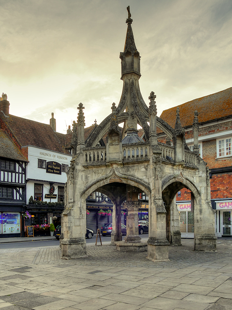 The Poultry Cross, Salisbury