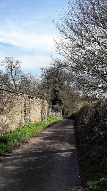 Lane at Radford