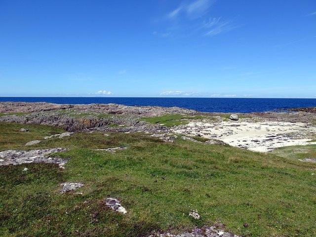 Grassland near The Ringing Stone