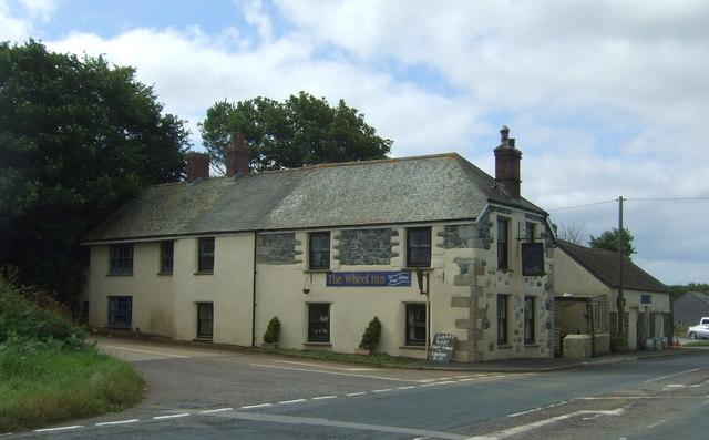 The Wheel Inn, Cross Lanes