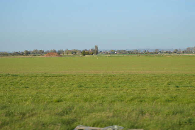 Farmland, Romney Marsh