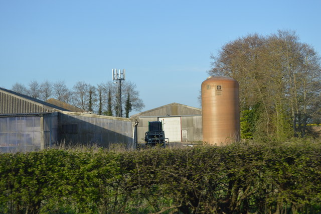 Blue House Farm