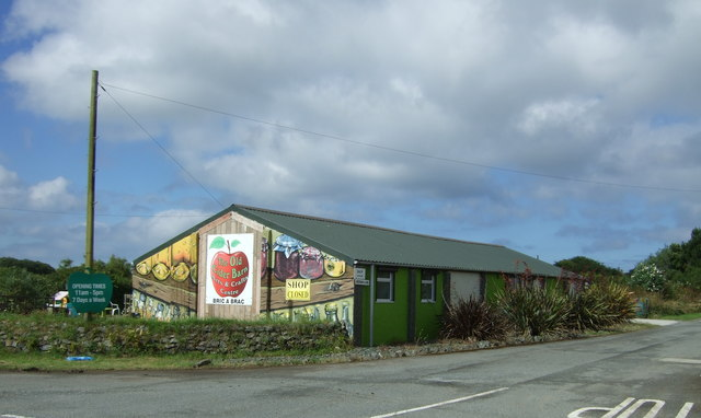 The Old Cider Barn