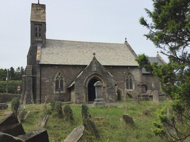 St.Gwynno's Church, Llanwonno