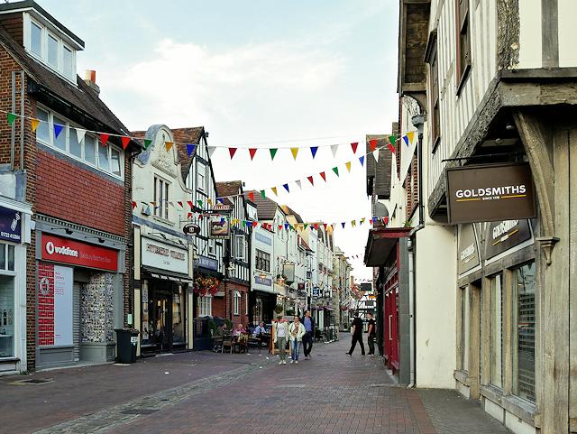 Salisbury, Butcher Row