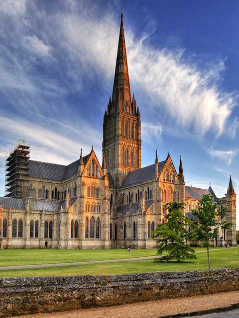 The Cathedral Church of the Blessed Virgin Mary, Salisbury
