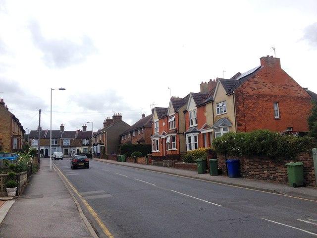Forbes Road, Faversham