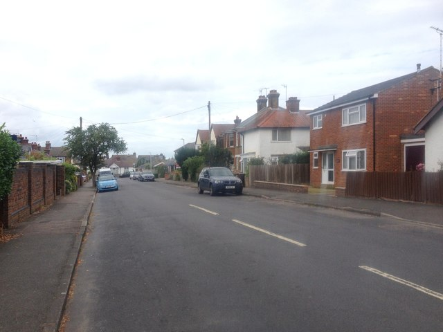 Egbert Road, Faversham