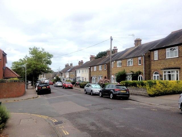 Canute Road, Faversham