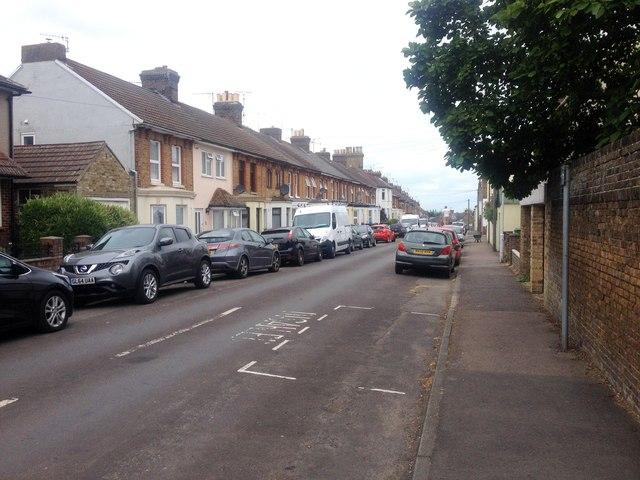 Kingsnorth Road, Faversham