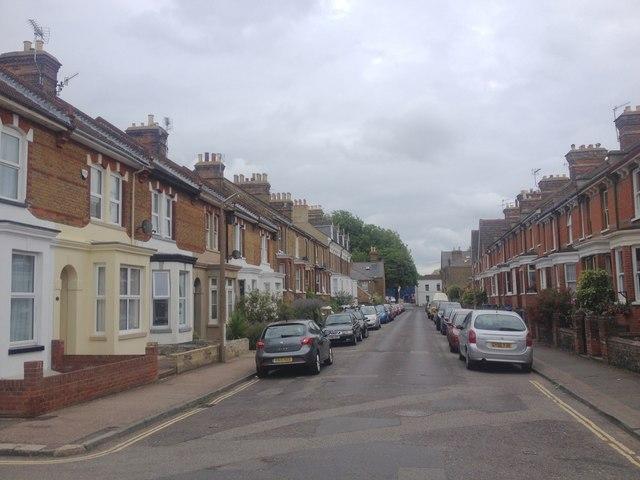 Edith Road, Faversham
