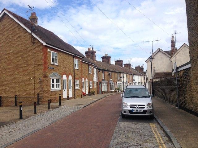 Fielding Street, Faversham