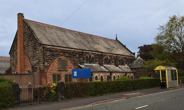 United Reformed Church, Prenton