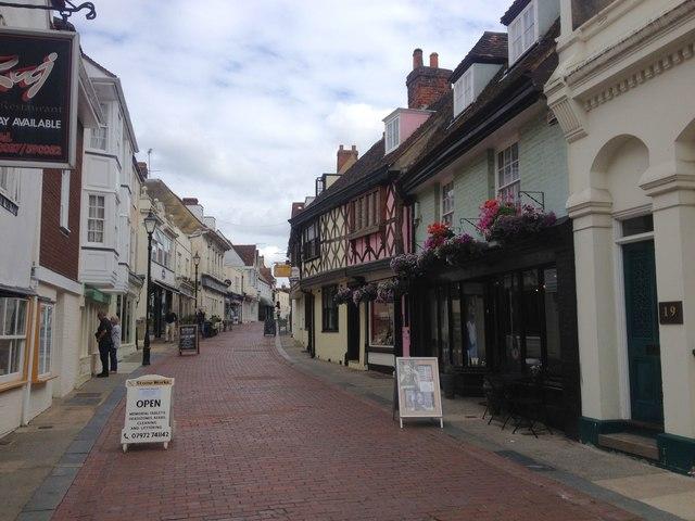 West Street, Faversham