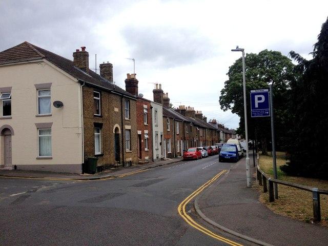 Park Road, Faversham