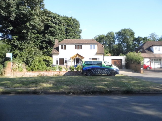 Houses on Redbourn Road, Cupid Green