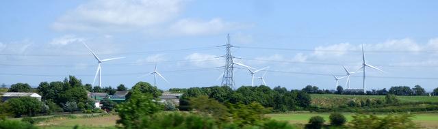 Beck Burn wind farm