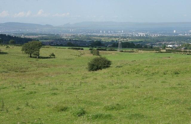 Farmland off Springhill Road