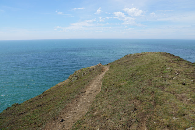 Path on Baggy Point