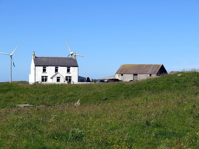 Hillcrest, Balephetrish, Tiree