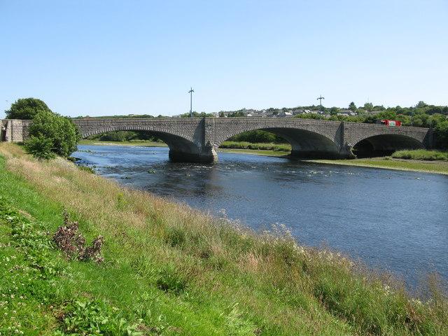 King George VI Bridge, Ruthrieston, Aberdeen