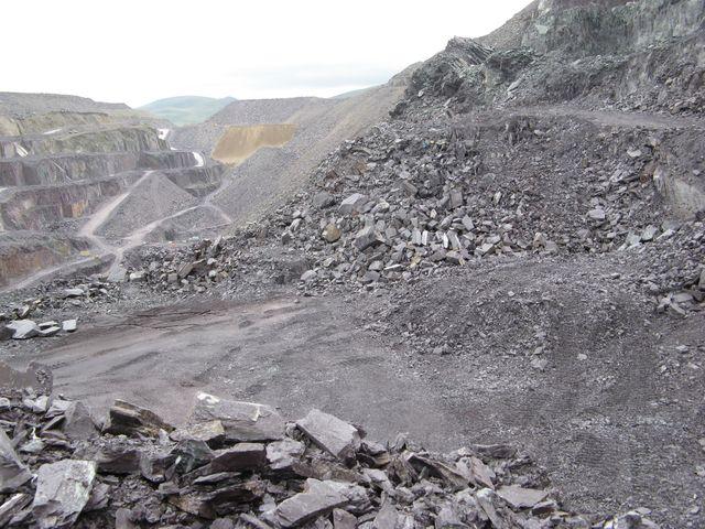 Quarry development
