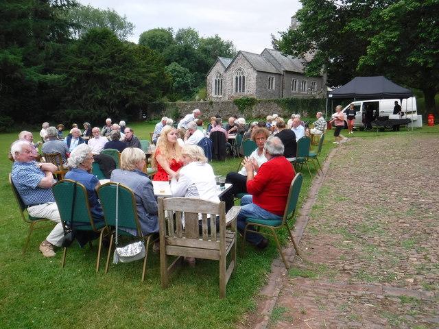 Calverleigh : Village Hall