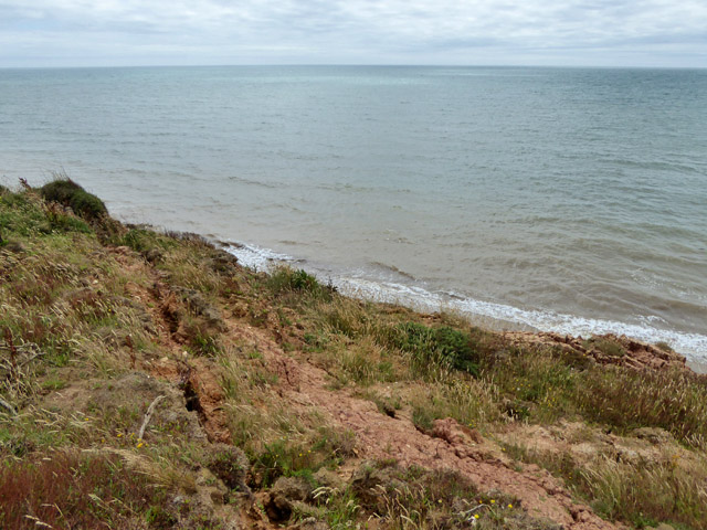 Rough land, Roughland Cliff